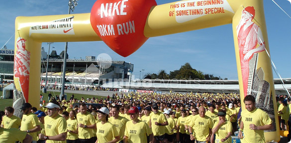 Jumbo Events - Nike 10km Run